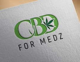 #37 za Logo Design for cbd company CBD For Meds od rhimu786