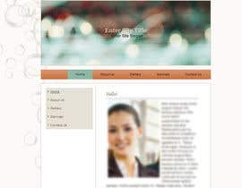 #12 para Website Design por f0tis