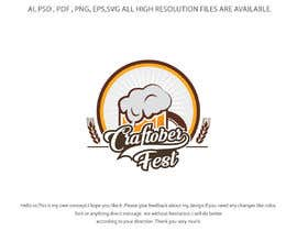 #83 for Logotype for a craft beer festival by bijoy1842