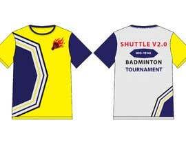 #22 za T-shirt Design for Badminton Tournament od hmahedi640