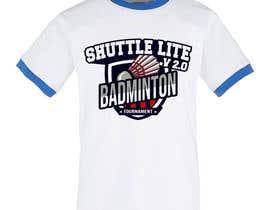 #14 za T-shirt Design for Badminton Tournament od feramahateasril