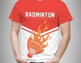 #28 za T-shirt Design for Badminton Tournament od graphicexpart