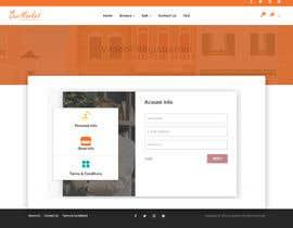 #29 za Design a registration page od anwarsolangi