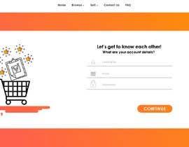 #36 za Design a registration page od pernellework
