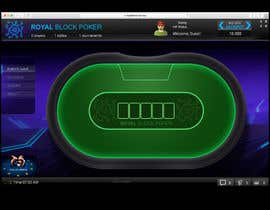 #14 for Re-skin My Poker Online Poker System UI by icassalata