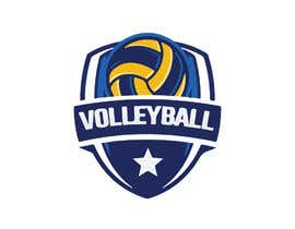 """#13 for Simple and classic volleyball logo for the company name """"Intrepid Volleyball"""" (intrepid means fearless). This must be easily made into shirts and stickers for the business. by Freelancersuruj"""