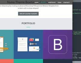 #13 for Design webpage section - EASY by mathewkamel1