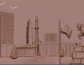 #6 untuk 3D-Model a relief for 3D-Printing oleh Bluepix