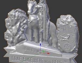 #8 untuk 3D-Model a relief for 3D-Printing oleh FernandoSPadron