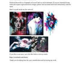 nº 3 pour Send emails to art magazines par calcuttans