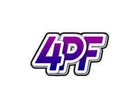 """#1075 για """"4PF"""" Logo από mdfaruq52"""