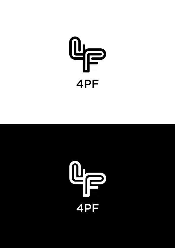 """Intrarea #1393 pentru concursul """"""""4PF"""" Logo"""""""