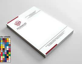 nº 21 pour Letterhead (2 different ones) $20 each need DOCX, PDF & AI file. Very very easy! par sajeebhasan177