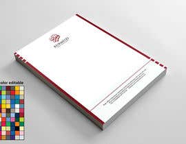 nº 23 pour Letterhead (2 different ones) $20 each need DOCX, PDF & AI file. Very very easy! par sajeebhasan177