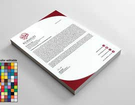 nº 25 pour Letterhead (2 different ones) $20 each need DOCX, PDF & AI file. Very very easy! par sajeebhasan177