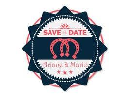 vilas42 tarafından Wedding: Logo & Save the date için no 81