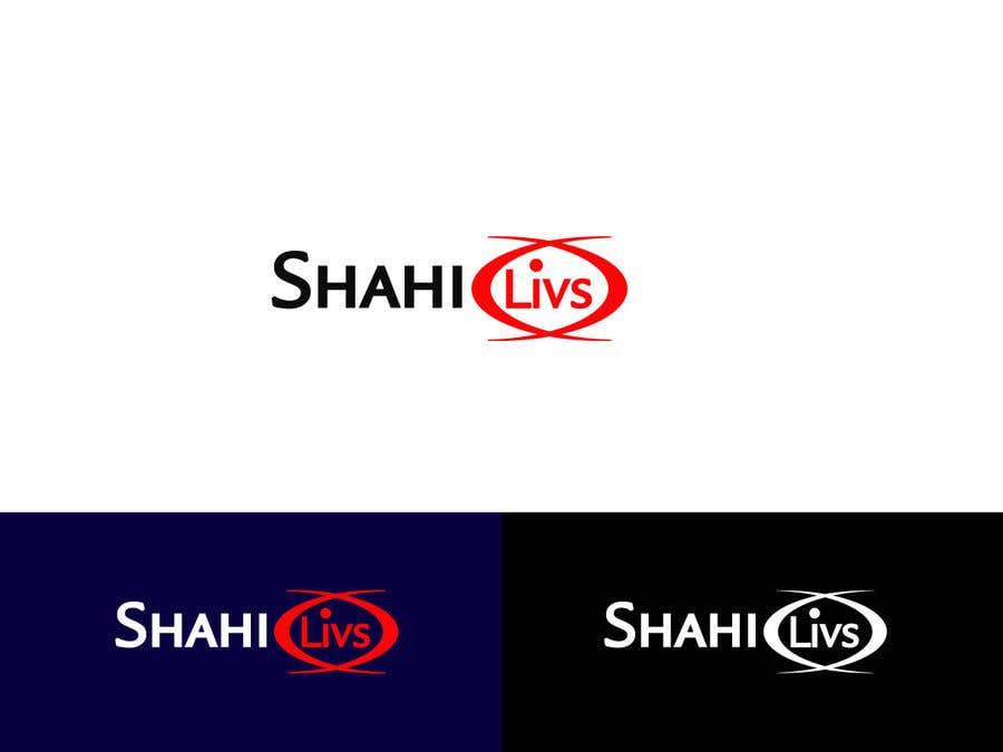 """Contest Entry #43 for Make a logo for a grocery shop name """"Shahi Livs"""""""