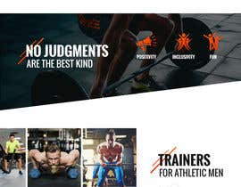 #8 for Joomla template for fitness center client by zaxsol