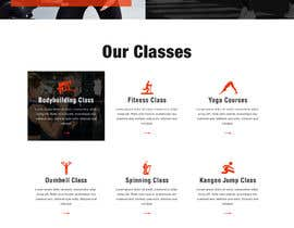 #3 for Joomla template for fitness center client by saidesigner87