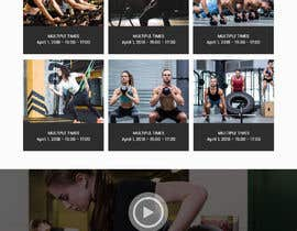 #10 for Joomla template for fitness center client by saidesigner87