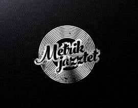 #328 pentru Metrik Jazztet Logo de către eddesignswork