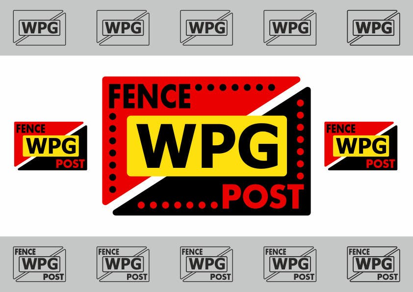 Proposition n°                                        24                                      du concours                                         Logo Design for Winnipeg Fence Post