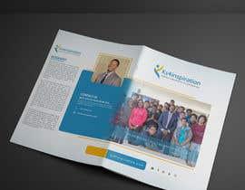 #24 untuk Logo Design - Company Brochure Design - Speaker One Sheet update oleh biswasshuvankar2