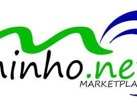 #18 para Criar Logotipo para marketplace local por caalgoncalves