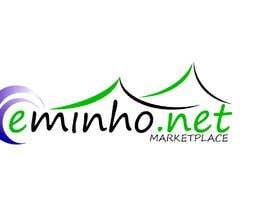 #26 para Criar Logotipo para marketplace local por caalgoncalves