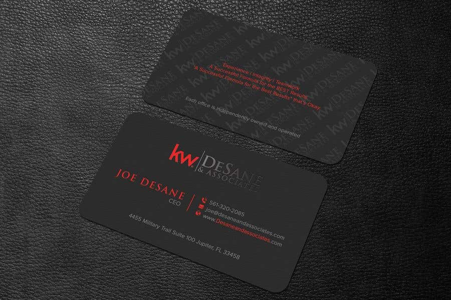 Contest Entry #400 for Modern Business Card Design