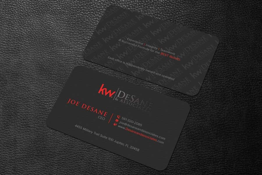 Contest Entry #405 for Modern Business Card Design