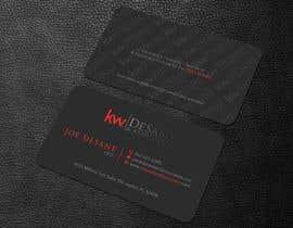 #405 for Modern Business Card Design by shahnazakter