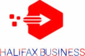 """Bài tham dự cuộc thi #12 cho I need a logo designed for my search directory, HalifaxDOTBusiness. You can add a dot, or use the word """"DOT"""". The site will be similar to Yelp or Yellowpages and we're open to any concepts."""
