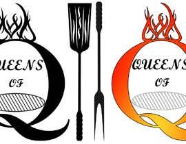 #33 for Design a Logo for our all female Competition BBQ team af HendrikJF