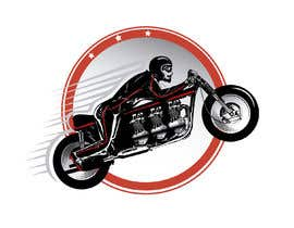 #3 for Create me a cartoon of a three engine bike used for Salt Lake Racing by EfraimVF