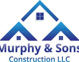 #7 cho Design a Logo for Murphy & Sons Construction LLC bởi fahadsheikh6
