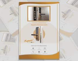nº 14 pour Build a Product Brochure for Electronic Lock par kaanbasegmez