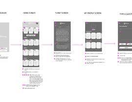 nº 7 pour App Design / User Experience par VideDesign