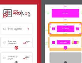 nº 8 pour App Design / User Experience par abelfreelancer