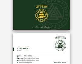 nº 31 pour Business Card Design par Dsghosh