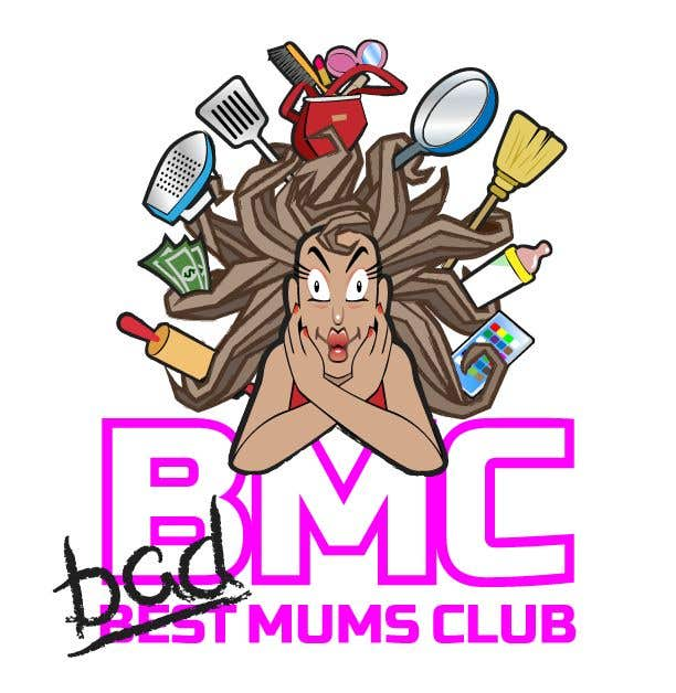 Contest Entry #97 for Bad Mums Club