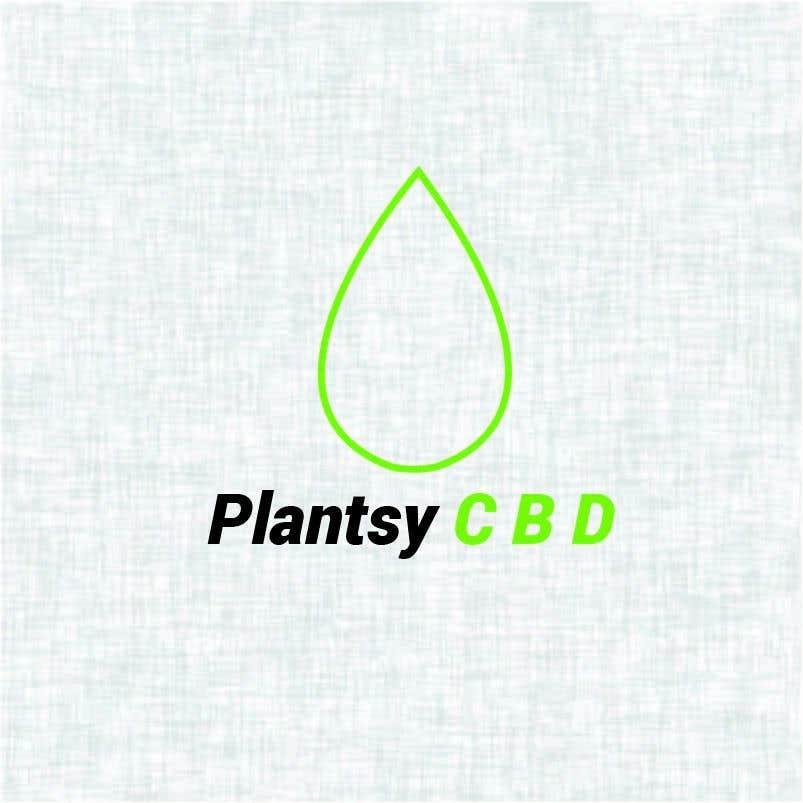 Penyertaan Peraduan #7 untuk PlantsyCBD  LOGO + Package Labeling