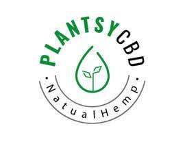 Nro 25 kilpailuun PlantsyCBD  LOGO + Package Labeling käyttäjältä Indirra