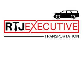 "#33 for I need a logo for my limo company. We use SUVs (Yukon XLs and Suburbans) Our company name is ""RTJ Executive Transportation"" We are a black tie car service. by kksaha345"