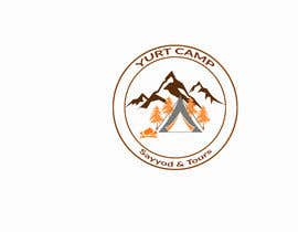 #87 cho Logo and email signature for mountain Yurt Camp bởi trilokesh008
