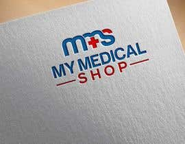 #27 pentru Create a Logo for E-commerce website - My Medical Shop de către Creator360