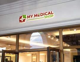 #44 pentru Create a Logo for E-commerce website - My Medical Shop de către alendesign2222