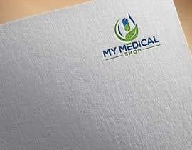 #65 pentru Create a Logo for E-commerce website - My Medical Shop de către smsadik19911