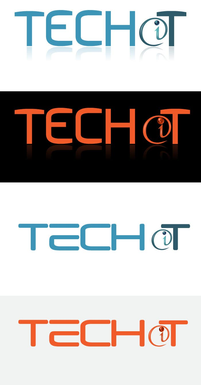 Konkurrenceindlæg #                                        79                                      for                                         Logo Design for a TECH IT Company