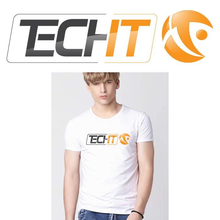 Konkurrenceindlæg #                                        151                                      for                                         Logo Design for a TECH IT Company